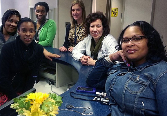 Mother Nurture staff members